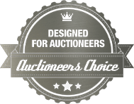 Auctioneer's choice - Designed for auctioneers